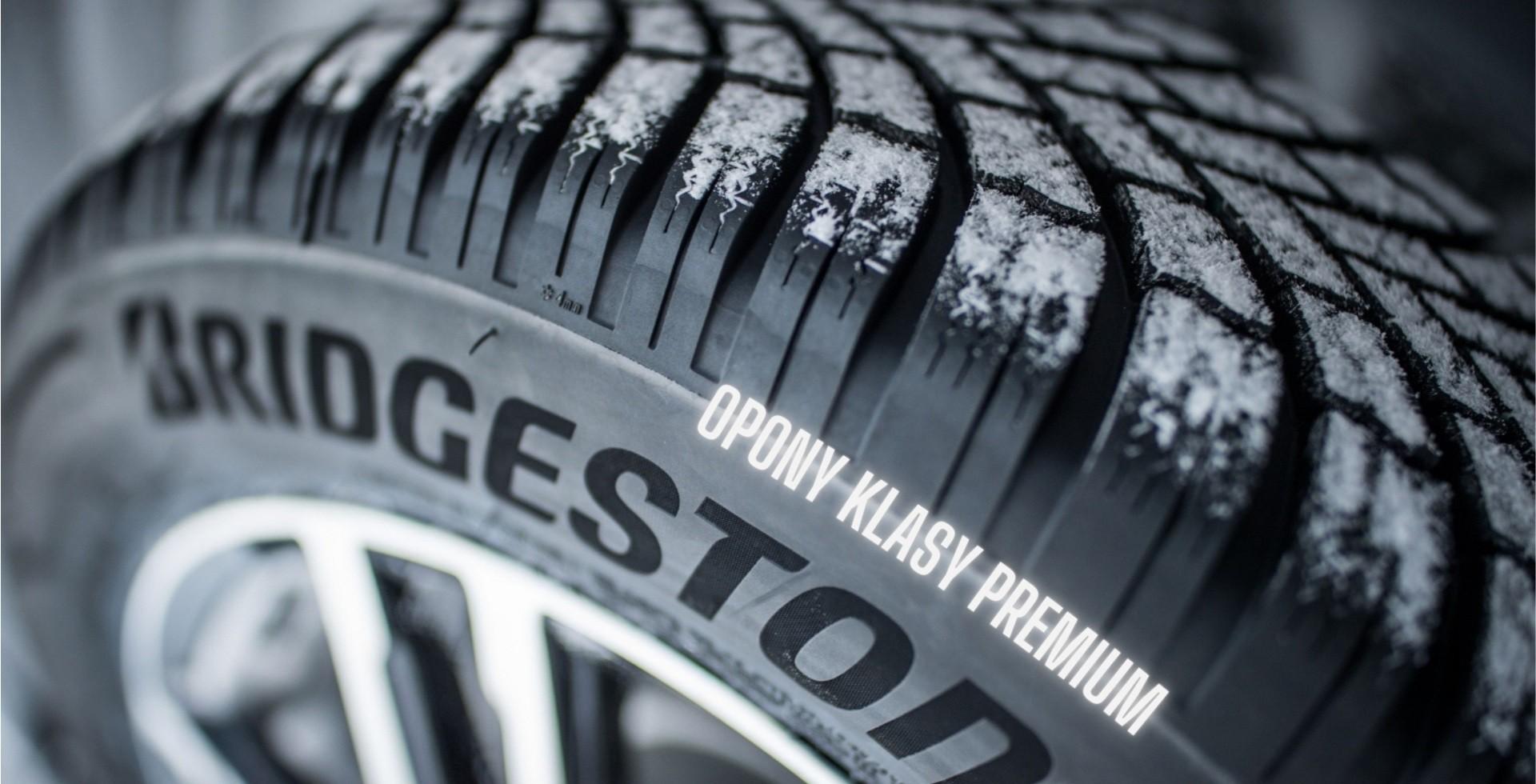 Bridgestone - opony klasy premium